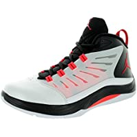 Jordan Prime.Fly 2 Uomo Sneakers 654287 – 123, uomo, WHITE/BLACK/INFRARED 23/GYM RED