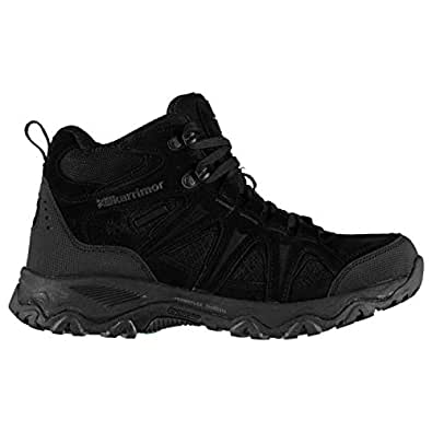 Mountain Mid Top Walking Boots