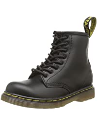 Dr. Martens Brooklee Baby Booties,Shoes For Learning To Walk