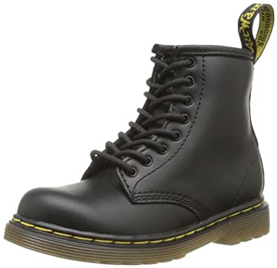 Dr martens brooklee softy t unisex kinder bootsschuhe for Amazon dr martens