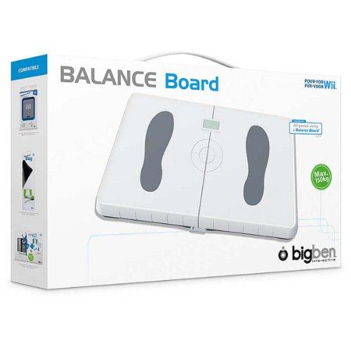 BigBen Interactive bb277418Wii Balance Board Tanzmatte für Nintendo Wii