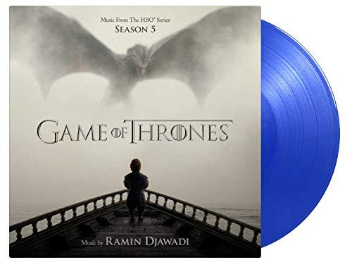 Game of Thrones 5 (Ltd Tour Edition/Transparentes [Vinyl LP] (Cast Transparente)