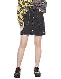 6ae0f7b228 Amazon.co.uk: Desigual - Skirts / Women: Clothing