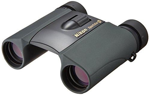 Nikon Sportstar EX Binocolo 10x25, DCF, Nero
