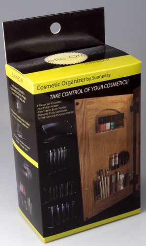 Sunneday The Cosmetic Organizer Kit
