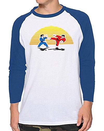 International Karate Sunset Baseball Shirt - 4 Colours - Small to XXL