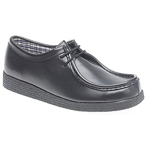 Route 21 - Chaussures de ville en cuir verni - Homme Noir