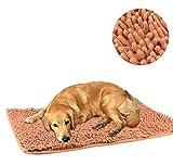 Morezi 0422 Felpudo de Microfibra Ultra Absorbente, para Perro, Secado rápido, Lavable, Evita el Barro Sucio, Mantiene tu casa Limpia