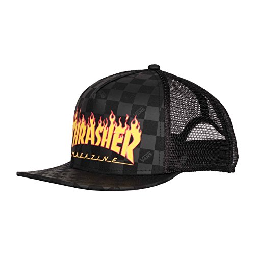 Cap Men Vans X Thrasher Trucker Cap