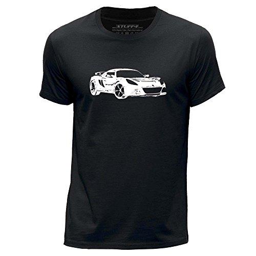stuff4-hommes-x-grande-xl-noir-col-rond-t-shirt-stencil-art-de-voiture-exige-s