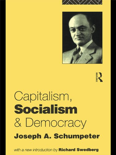 Capitalism, Socialism, and Democracy Revisited
