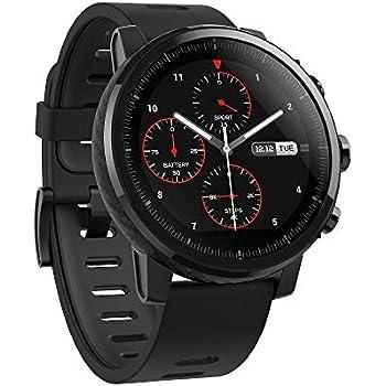 Xiaomi Amazfit Stratos Smartwatch Multisport con VO2max, Rastreo de Actividad y Ritmo cardíaco Durante Todo el día,GPS,Resistencia al Agua en 5ATM, ...