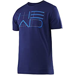 Head Transition Duke Graphic - Camiseta para hombre, color azul marino, talla XL