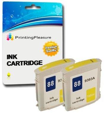 Printing Pleasure 2 Compatibles HP 88XL Cartuchos