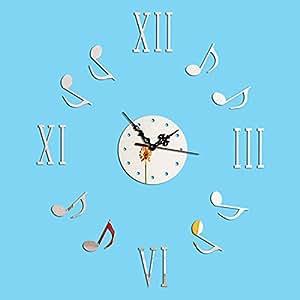 FEI&S Background divano soggiorno orologio da parete Orologi tecnologia digitale pareti a specchio ,orologio da parete #35