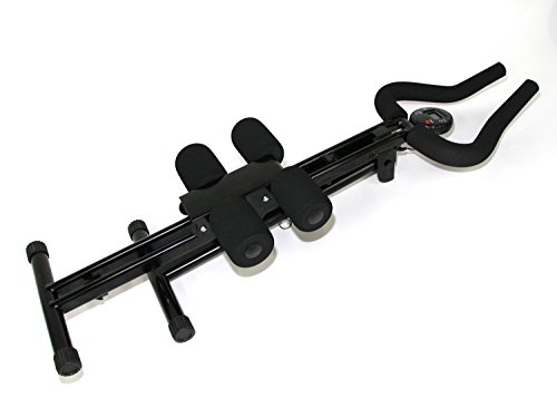 MAXOfit® Heimtrainer Bodymaster MF-5 mit Computer für Bauch, Beine und Po - 5