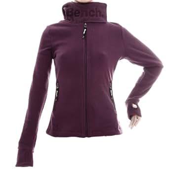 Bench Funnelhood (BLEA2657), Größe:XL;Farbe:plum perfect (Violett) PU051