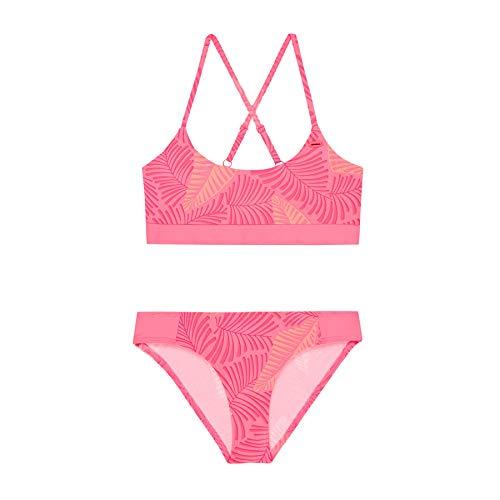 0e9f59ba8b193 O'Neill Pg Bikinis de Sport pour Fille XL Rose AOP