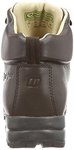 Berghaus Supalite Ii, Chaussures de Randonnée Hautes Homme Marron (Chocolate Cp1)