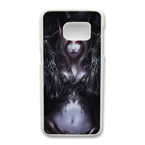 Galaxy Otterbox Skins Für (Generic Samsung Galaxy S7 Edge Cell Phone Case White [1 World Of Warcraft Sylvanas Windrunner] Protective Cover Skin for Samsung Galaxy S7 Edge With Free Mini Stylus Touch Pens R--9336899)