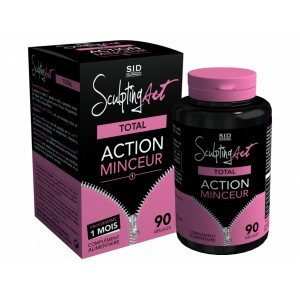 SID Nutrition - SculptingAct Total - 90 gélules