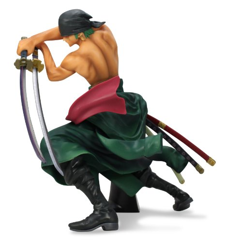 One Piece Scultures BIG molding king SPECIAL RORONOA. ZORO Roronoa Zoro molding king showdown at the summit Banpresto… 3