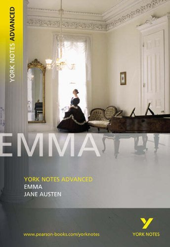 Emma (York Notes Advanced) by Austen, Jane (June 9, 2005) Paperback