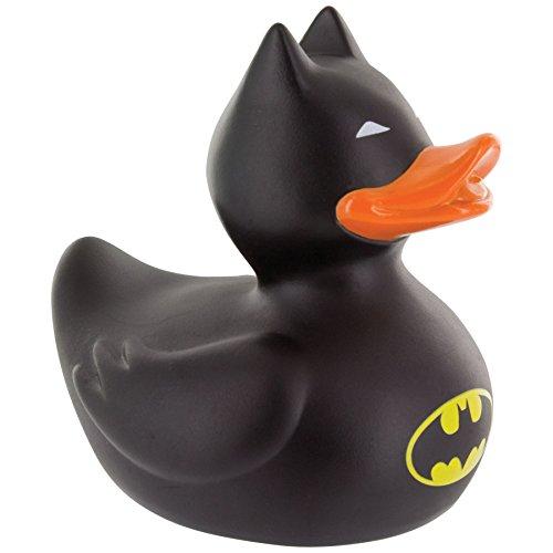 Batman Superhéros Caoutchouc Bathtime Canard (Lot de 2)