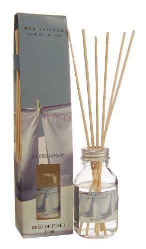 WAX LYRICAL Reed Diffuser - Fresh Linen - 100 ml