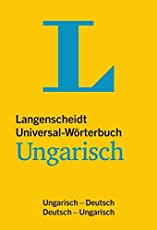 Langenscheidt Universal-Wörterbuch Ungarisch: Ungarisch-Deutsch/Deutsch-Ungarisch (Langenscheidt Universal-Wörterbücher)