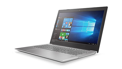 "Lenovo Ideapad 520-15IKBR Portatile con Display da 15.6"" Full HD IPS, Processore Intel Core I5-8250U, 8 GB di RAM, 1TB HDD, Scheda Grafica Nvidia Geforce MX150, Windows 10 Home, Grigio"