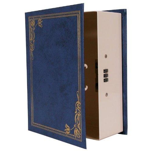 Tobar Hawkins Bazaar - Caja fuerte (metal), diseño de libro