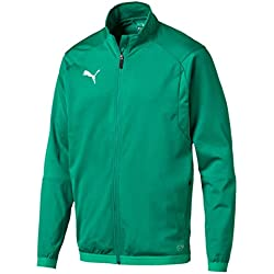 Puma Liga Training Jacket Men's, Green, M-48/50