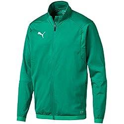 Puma Liga Training Jacket Men's, Green, M-48/50