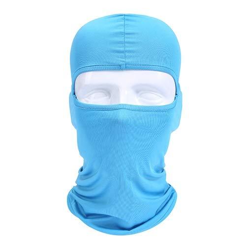 Passamontagna da motociclista in lycra maschera a pieno facciale paintball antivento casco militare fodera cappuccio motore da sci tattico snowboard sport (color : bf07)