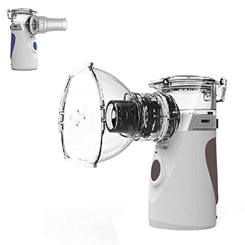 Mr.LQ Humectador ultrasónico de Mano con vaporizador Personal y vaporizador Personal para...