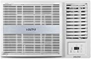 Voltas 1.4 Ton 5 Star Fixed Speed Window AC (Copper, 2021 175 LZH, White), regular