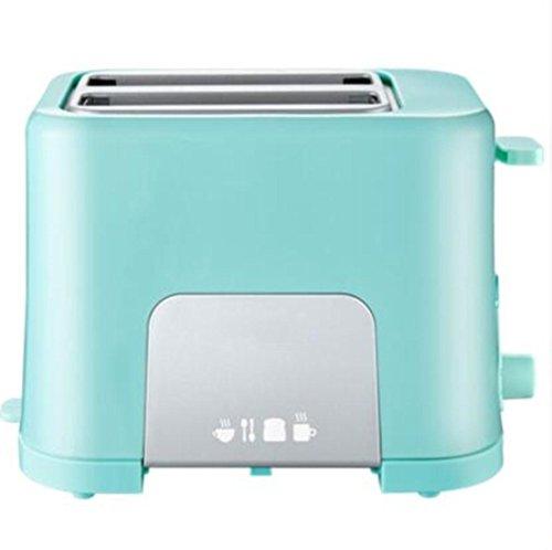 Große Elektro-röster (Happybeauty 2 scheiben Toaster 700W, erhellt Ihre Küche mit extra breiten Slots und Custom Toasting Einstellungen)