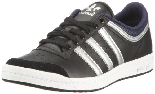 adidas Originals TOP TEN LOW SLEEK W V20117, Damen Sneaker, Schwarz (BLACK1/METSI), EU 36 (UK 3.5)