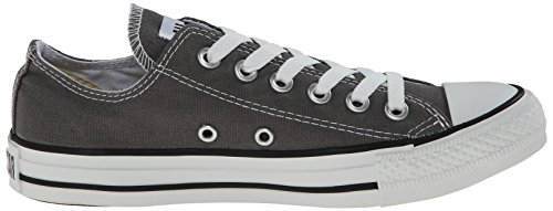 Converse Chuck Taylor All Star, Sneakers Unisex-Adulto Grigio (Charcoal)