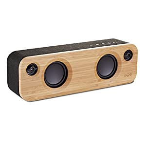 House of Marley Get Together Mini Portable Bluetooth Speaker - Made from Marley