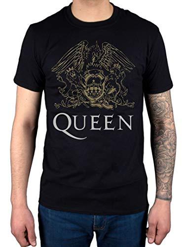 AWDIP Oficial Queen Crest T-Shirt