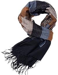 077b641ba Topdo Bufanda Otoño e Invierno Caliente Scarf la de Moda Capucha Cuello  Suave Chal Bufanda pañuelo para Mujer Hombre Unisex Lana…