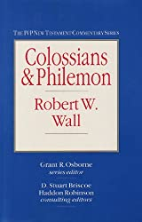 Colossians & Philemon (IVP New Testament Commentary)