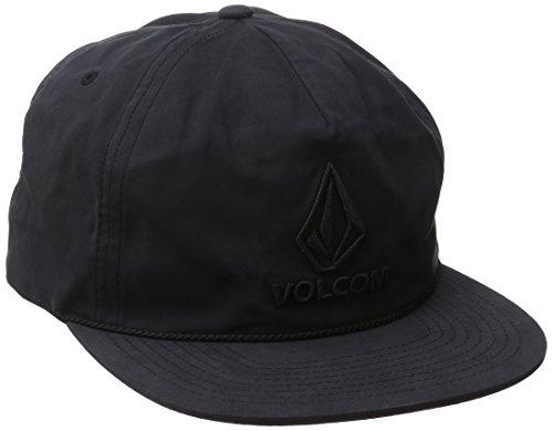 volcom-mens-baseball-cap-marker-ink-black-one-size-d55316-42ink