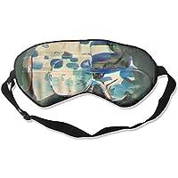 Sleep Eye Mask Glitch Art Lightweight Soft Blindfold Adjustable Head Strap Eyeshade Travel Eyepatch E3 preisvergleich bei billige-tabletten.eu