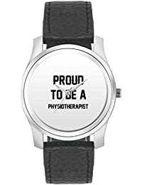 BigOwl Proud To Be A Physiotherapist Best Gift For PHYSIOTHERAPIST Fashion Watches For Girls - Awesome Gift For...