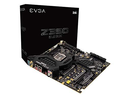 EVGA Z390 Dark, LGA 1151, Intel Z390, SATA 6GB/s, USB 3.1, M.2, U.2, EATX, Intel Motherboard 131-CS-E399-KR -