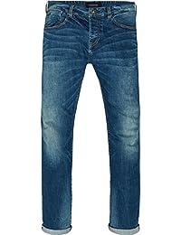 Scotch & Soda Men's Vernon-Kimono Yes Straight Jeans
