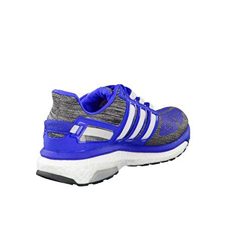 adidas  Energy Boost 3, Chaussures de Running Compétition homme Bleu (Blue/Ftwr White/Core Black)
